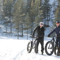 Fat-tire bikes are opening whole new landscapes - and seasons - for cyclists
