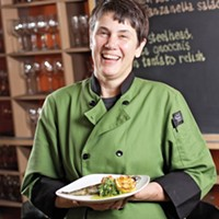 ENTRÉE: Spokane chef Anna Vogel a James Beard semifinalist, and more local food news