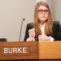 Councilwoman Kate Burke's new policy: Vote no on any last-minute amendments