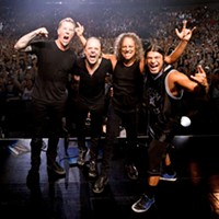 Metallica set to rock the Spokane Arena Dec. 12