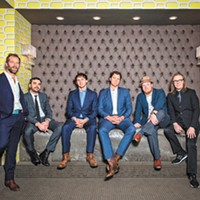 Steep Canyon Rangers took big risks recording their new album, with rewarding results