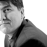 Sherman Alexie responds to claims of harassment, Trump wants the guns first, due process later and morning headlines