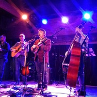 CONCERT REVIEW: Travelin' McCourys delivered a serious bluegrass blast at The Bartlett