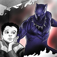 <i>Black Panther</i> offers a radical, new portrait, blowing up tired tropes