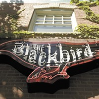 The Blackbird is changing its focus to Southern-style barbecue