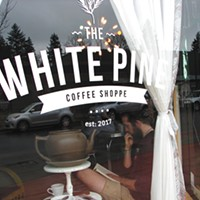 Coeur d'Alene's new White Pine Coffee Shoppe is an easy fit for its owners, and Midtown