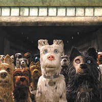 Bristling with life, humor and a little menace, Wes Anderson's <i>Isle of Dogs</i> is a stop-motion delight