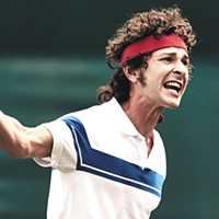 <i>Borg vs. McEnroe</i> treats the desire for competition as a deranged pathology