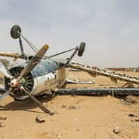 Drone Base in Niger Ramps Up a Murky U.S. War