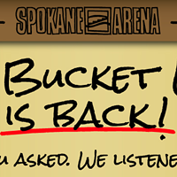"Spokane Arena brings back its ""Bucket List"" — vote for the artists you want to see"