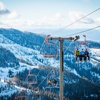 Silver Mountain Resort to be open this weekend