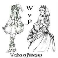 Witches vs. Princesses