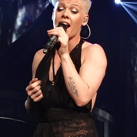 "Spokane Arena releases ""Bucket List"": P!nk, Bruno Mars, Justin Timberlake are most requested artists"