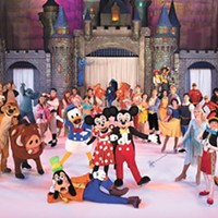 Dare to dream with <i>Disney on Ice</i> when it stops in Spokane this fall; tickets on sale May 22