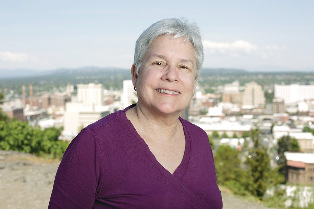 Deb Harper is a recently retired Spokane pediatrician. - YOUNG KWAK