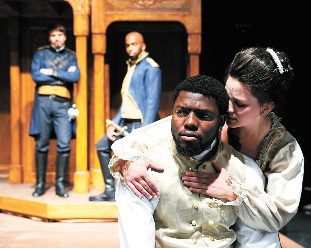 Othello comes to the Bonner County Fairgrounds on Aug. 19. - WINSLOW STUDIO AND GALLERY PHOTO