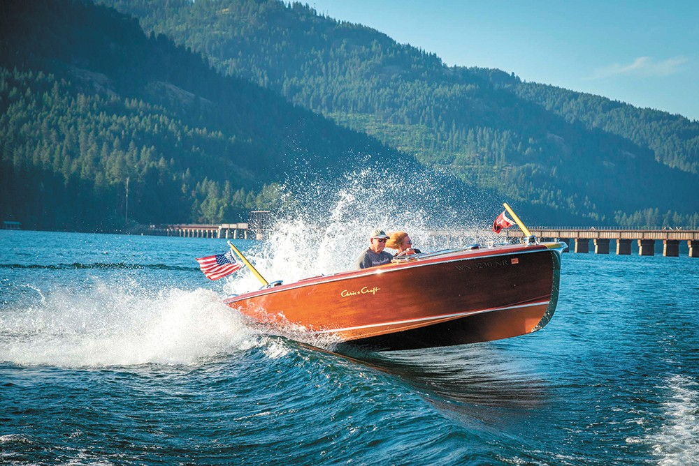 Don't miss the Sandpoint Boat Show on July 13-15.