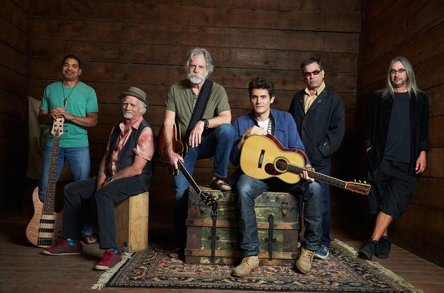 Dead & Company headline The Gorge on Friday. - DANNY CLINCH