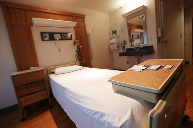 Patients can now compare prices for some types of services between hospitals in the area thanks to a new Washington state tool. - YOUNG KWAK PHOTO