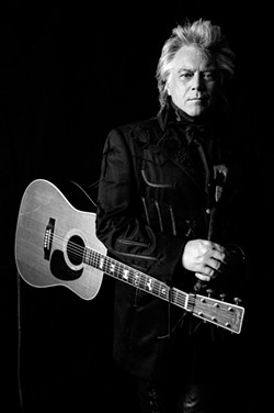 Marty Stuart - DAVID MCCLISTER PHOTO