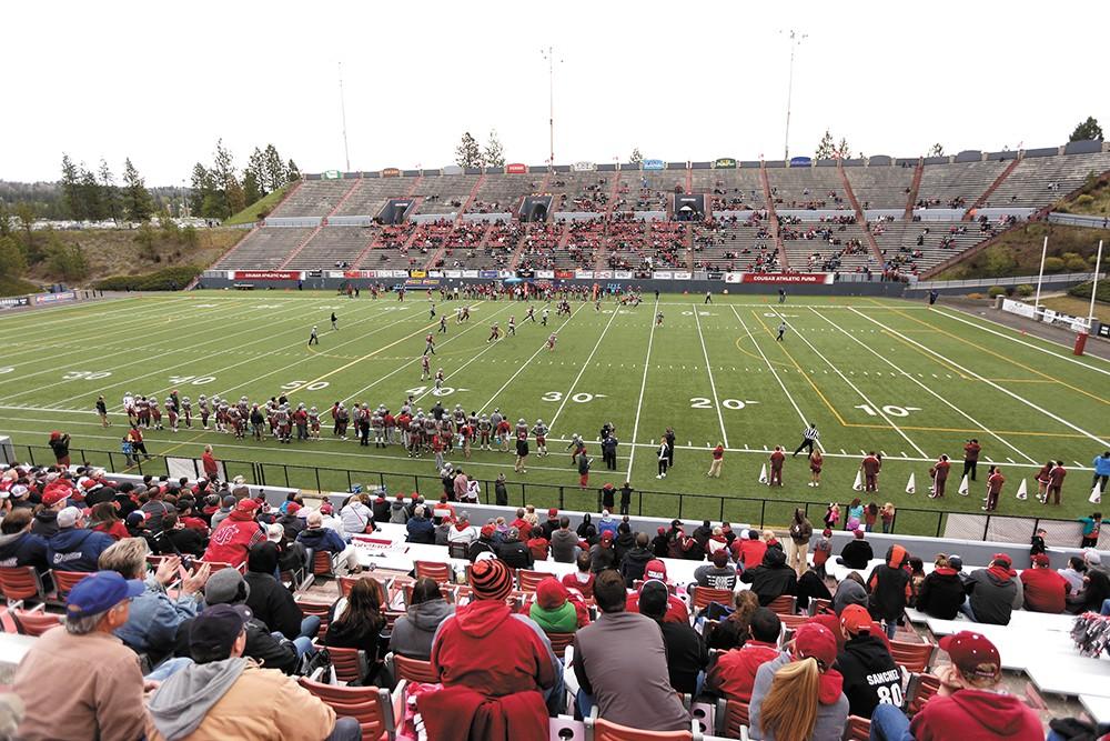 Joe Albi Stadium, pictured in 2015. - YOUNG KWAK