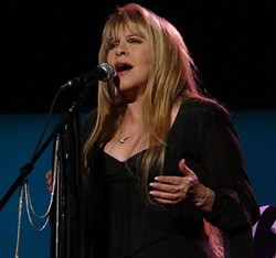 "Mom-friendly Stevie Nicks is ""goth lite."""