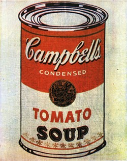 FLICKR/ANDY WARHOL: 32 CAMPBELL'S SOUP CAN