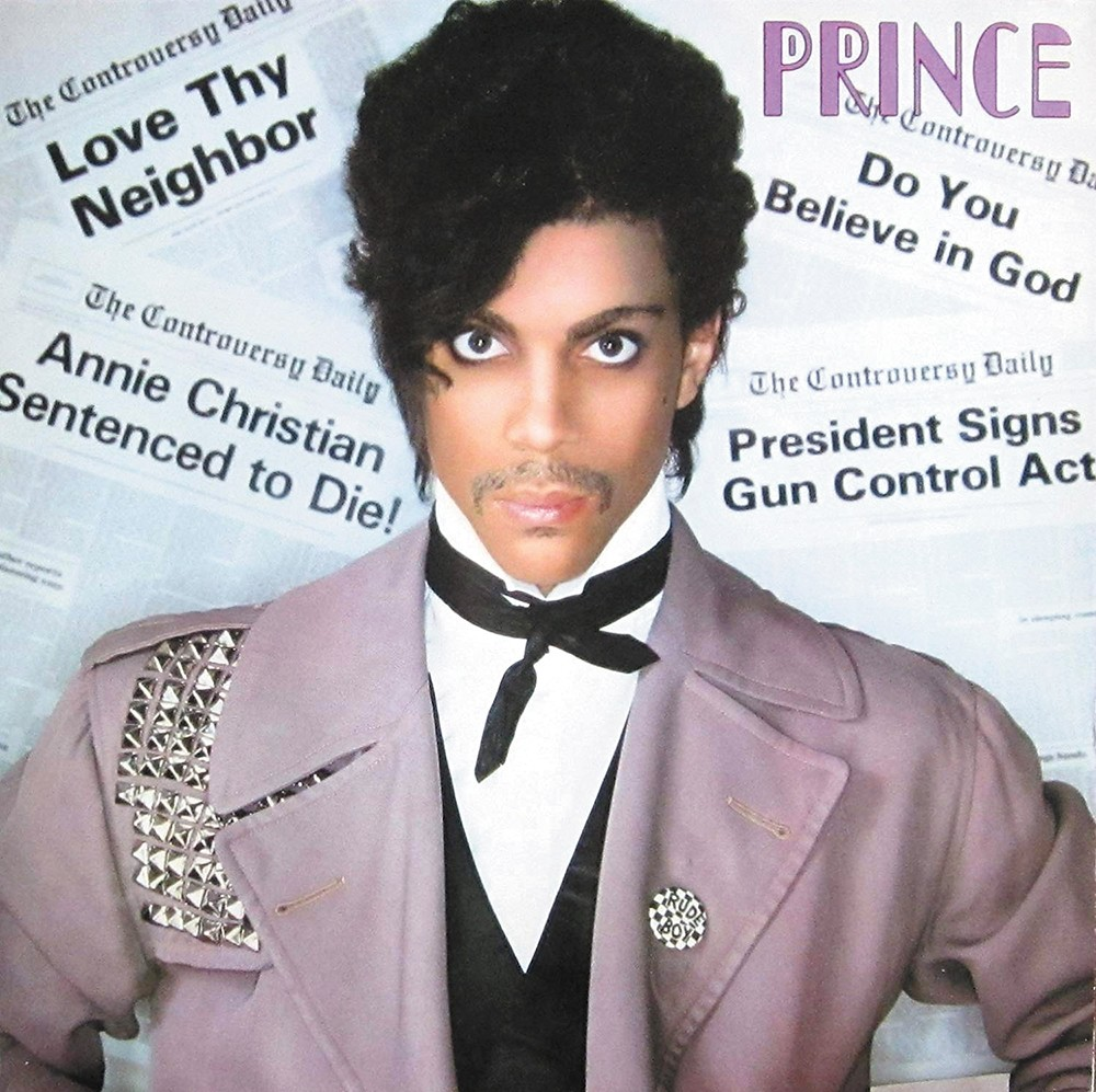 Prince's 1981 album Controversy, an early masterwork.