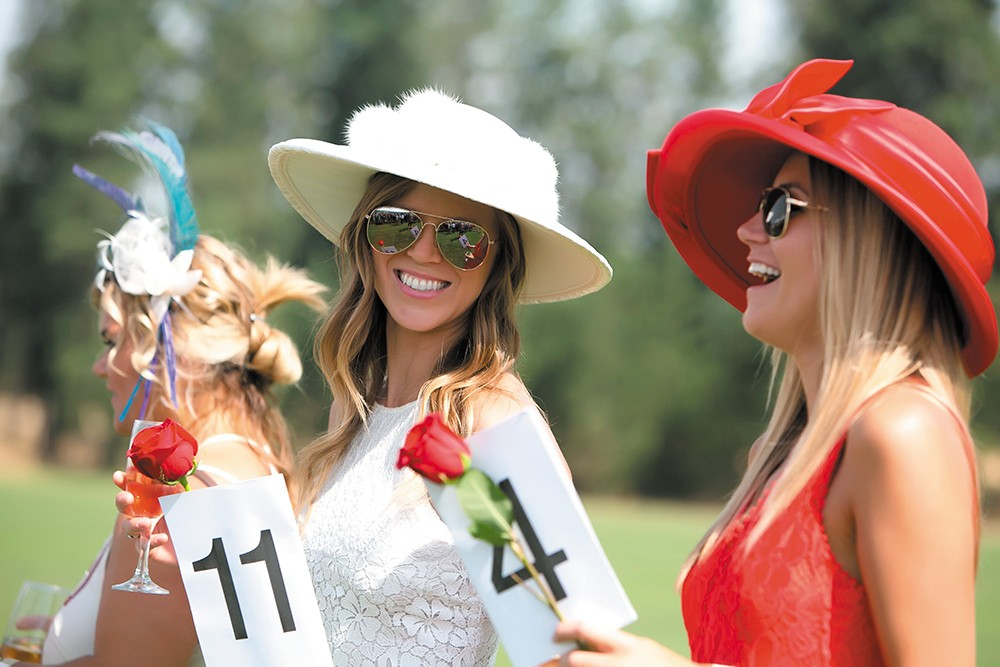 The Polo Classic benefits Ronald McDonald House Charities of the Inland Northwest.
