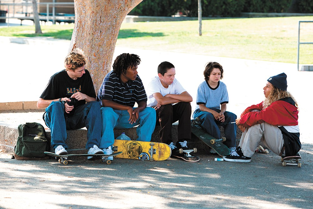 The kids aren't alright: Jonah Hill's Mid90s explores the darker side of adolescence.