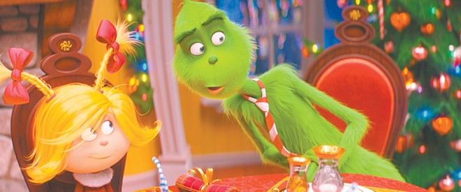 Did we really need another Grinch movie? The Illumination animation studio thinks so.