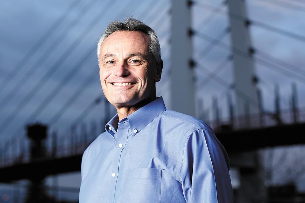 Avista CEO Scott Morris. - YOUNG KWAK