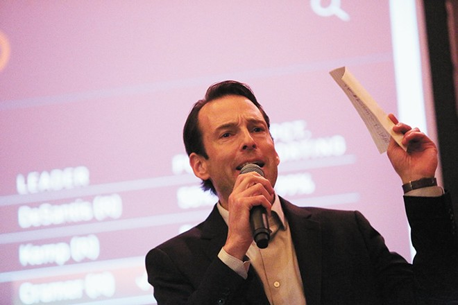 Sen. Andy Billig will lead the Washington state Senate. - YOUNG KWAK