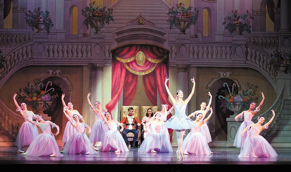 The Spokane Symphony's Nutcracker turns 40 this year.