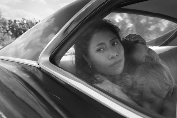First-time performer Yalitza Aparicio was nominated for Best Actress in Roma, one of its 10 Oscar nods.