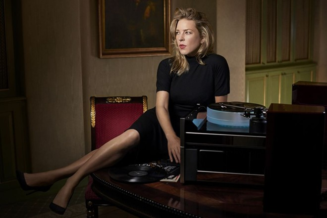 Diana Krall will perform at the First Interstate Center for the Arts on Sept. 16. - MARY MCCARTNEY