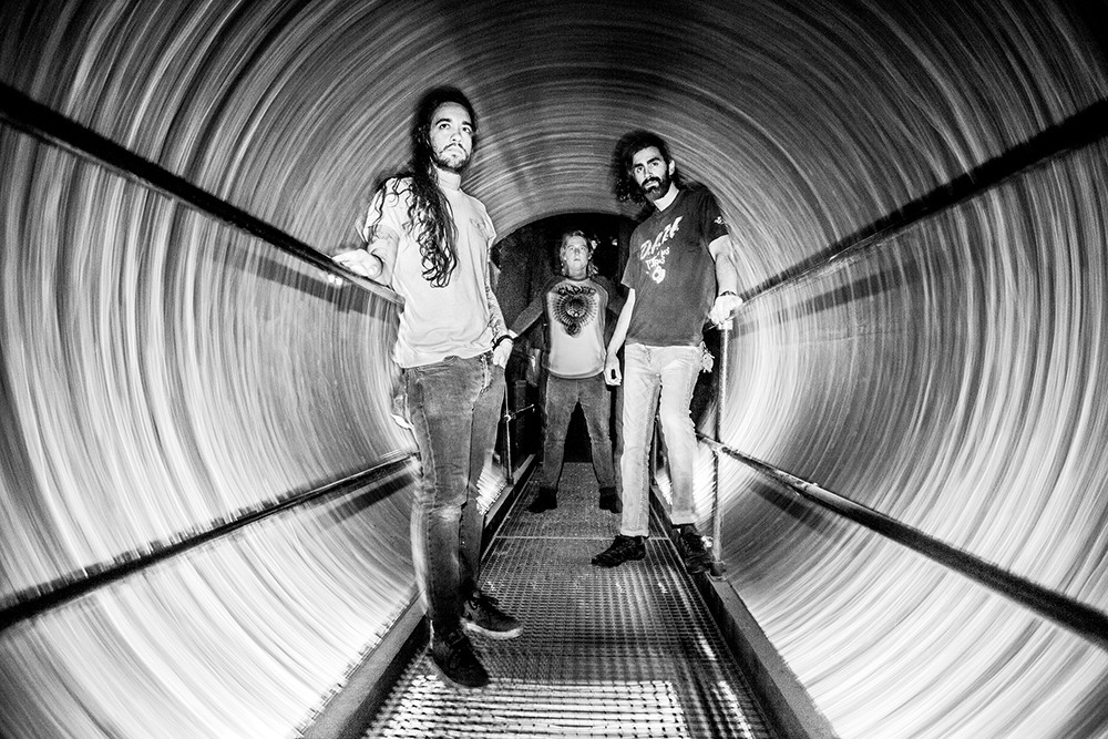 Mellow music meets abrasive riffs in the blues-rock fusion on King Buffalo.