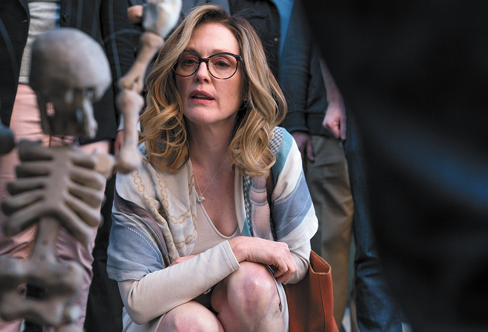 Julianne Moore is great in just about everything, and Gloria Bell provides a showcase for one of her best performances.