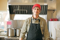 Inland Curry founder Daniel Todd - YOUNG KWAK PHOTO