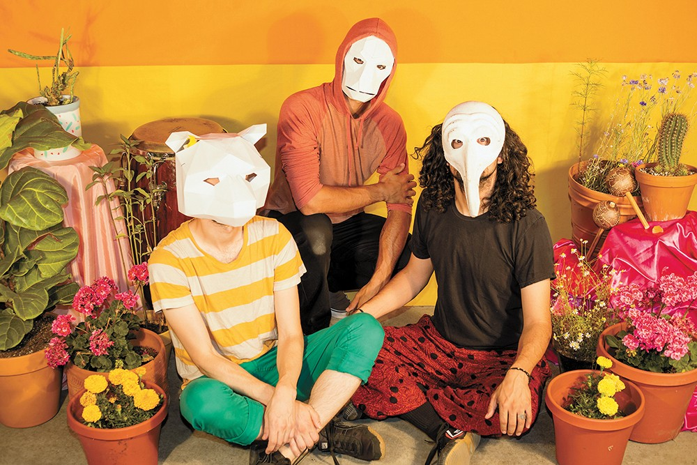 Embracing visual and sonic experimentation, Seattle's Terror/Cactus melds Colombian, Argentinian and electronic sounds.