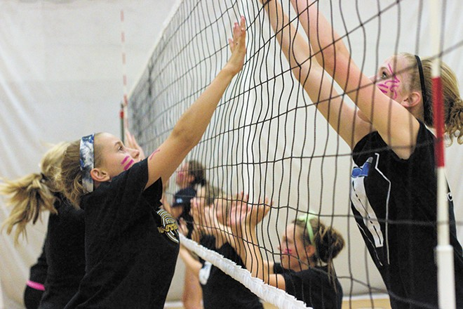 NBC Volleyball camps offer two sessions this summer at Whitworth University.