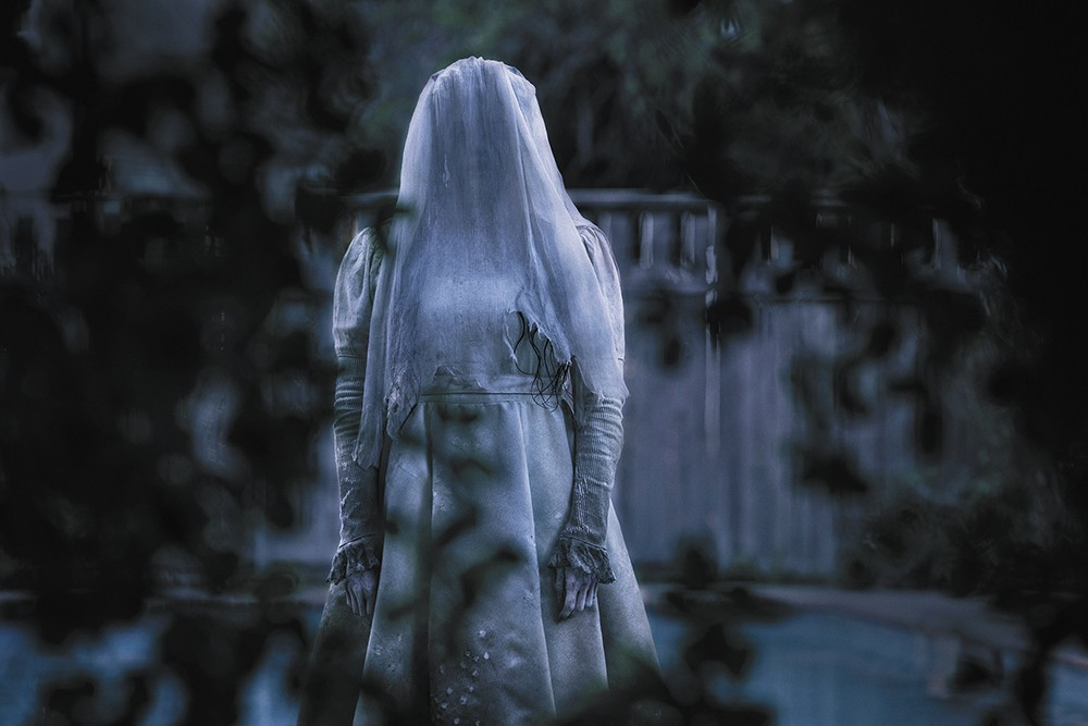 Hide your kids: La Llorona wants to take them.