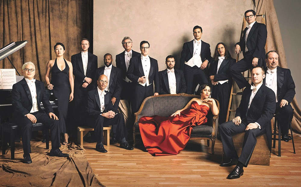 Pink Martini will keep you on your toes with international flair.