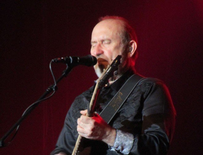 Colin Hay at Northern Quest Saturday night. - DAN NAILEN