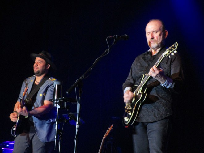 Colin Hay filled his set with familiar Men at Work hits, and solo songs that should be massive. - DAN NAILEN