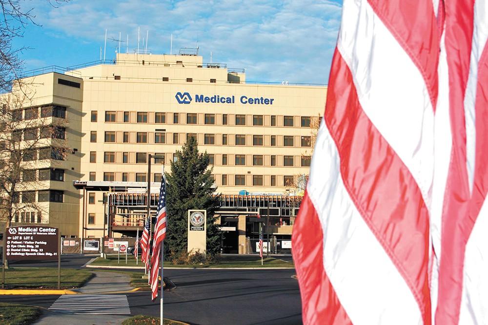 Spokane County is home to more than 43,000 veterans. - SPOKANE VA PHOTO