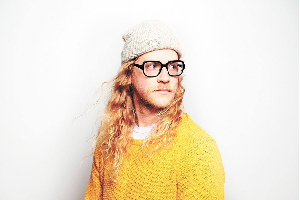 SURPRISE GUEST ALLEN STONE will be making two special appearances at Volume.