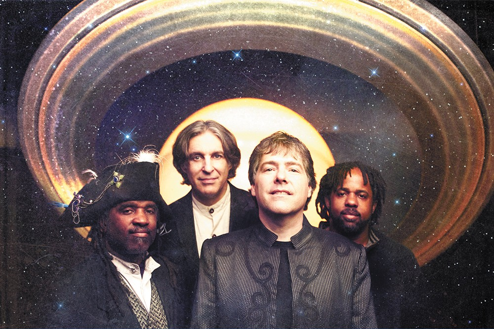 Béla Fleck and the Flecktones make magic together.