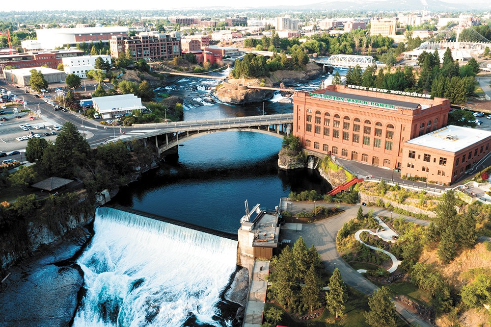Polluters will no longer have to meet a near-zero limit on PCBs going into the Spokane River if an EPA rollback moves forward. - JAMES NISBET PHOTO