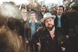 Nathaniel Rateliff and the Night Sweats (top) and Lake Street Dive are coming to the Festival at Sandpoint.